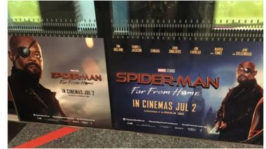 Samuel L Jackson Has Had It with This Error on the Spider-Man: Far from Home Poster, Says 'WTAF Is Going On Here?'