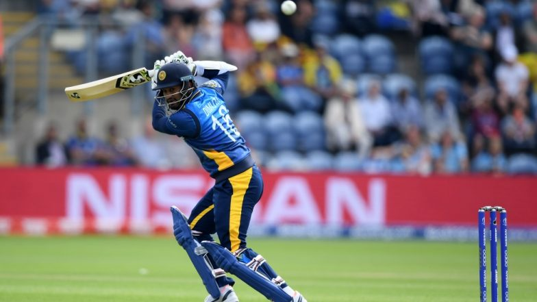 Sri Lankan Team Management Complains to ICC About Less Ideal Pitches & Training Facilities Ahead of SL vs AUS, CWC 2019 Tie
