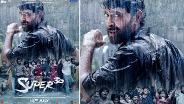 Super 30 Box Office Collection Day 13: Hrithik Roshan's Movie Is Performing Better Than Bharat, Kesari and Gully Boy in Week 2, Collects Rs 110.68 Crore