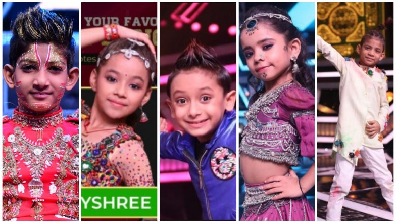 And The TOP 5 Contestants of Super Dancer Chapter 3 Are      LatestLY