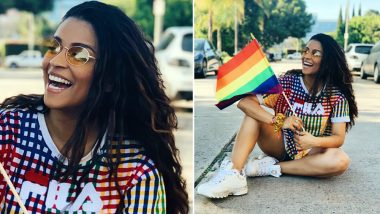 Superwoman Lilly Singh Celebrates Her 'First Pride', YouTube's 'Bawse' Proudly Shares Her Pic on Instagram