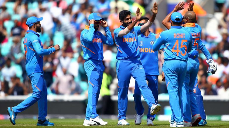 Latest ICC ODI Rankings 2019: India Displaces England as No. 1 Ranked Team After ENG's Consecutive Defeats in Cricket World Cup 2019