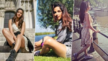 After Quitting Dil Toh Happy Hai Ji, Jasmin Bhasin Is Vacationing in Amsterdam and Her Pics Are Absolute Love