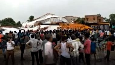 Rajasthan Tent Collapse: Narendra Modi Condoles Deaths, CM Ashok Gehlot Announces Compensation