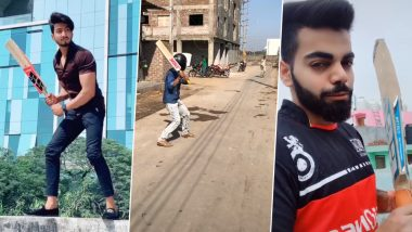 Funny #CricketWorldCup Videos Are Going Viral on TikTok; From MSD to Virat Kohli Fans, People Are All About 'World Cup Humara Hai' During ICC CWC 2019
