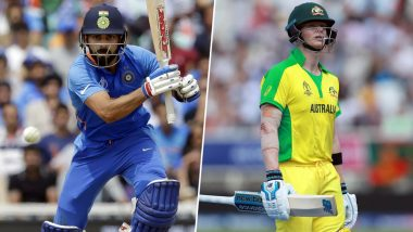 Virat Kohli's Gesture to Crowd Booing Steve Smith Gets a Thumbs Up From Fans