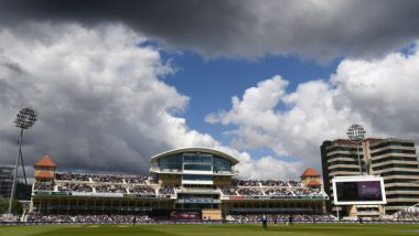 Nottingham Weather Updates: Hour by Hour Rain Forecast During Australia vs Bangladesh CWC 2019 Match at Trent Bridge