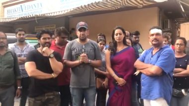 Ekta Kapoor's Production House ALTBalaji Attacked; Mahie Gill, Soham Shah and Team 'Fixer' Attacked by Four Goons (Watch Video)
