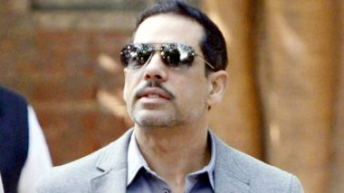 Robert Vadra, Husband of Congress Leader Priyanka Gandhi, Admitted to Hospital in Noida