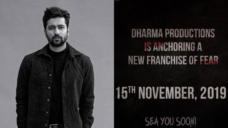 Vicky Kaushal's Upcoming Horror Film Is Titled Bhoot and We Wonder How Ram Gopal Verma Will React