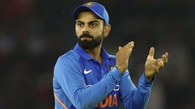 Did Virat Kohli Imitate Sarfaraz Ahmed During IND vs PAK, CWC 2019 Game to Leave Kuldeep Yadav in Splits? Twitterati Thinks So (Watch Video)