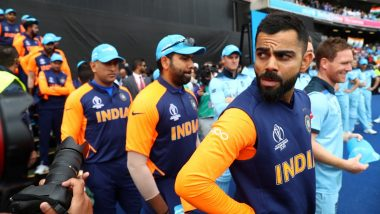 Virat Kohli Speaks Up on Pakistan Fans Supporting Team India During IND vs ENG CWC 2019 Match, Says It Is a Rare Thing