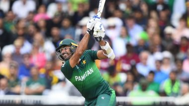 Wahab Riaz Bats With Fractured Finger to Help Pakistan Win a Crucial Match Against Afghanistan in CWC 2019