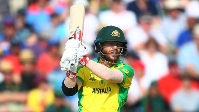 David Warner Scores Hundred During AUS vs PAK, ICC Cricket World Cup 2019 Match, Becomes 3rd Fastest to Reach 15 ODI Centuries