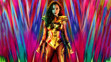 Wonder Woman 1984 First Look: Gal Gadot is Back in a New Shiny Suit and It is Beyond Amazing! - See Picture