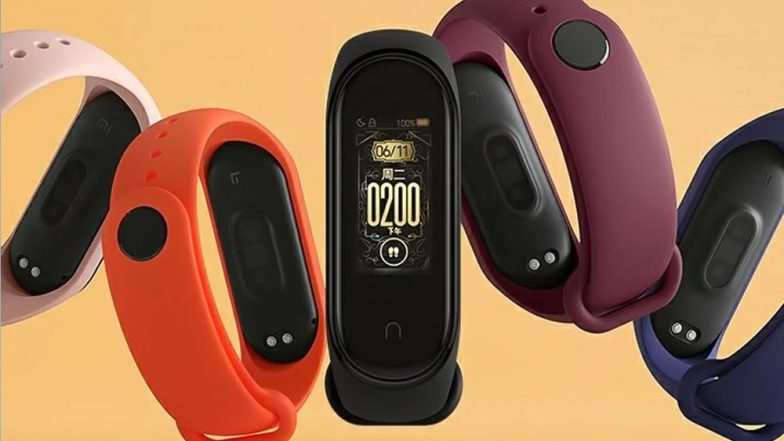 Xiaomi Mi Band 4 Officially Launched; Price, Features and Specifications