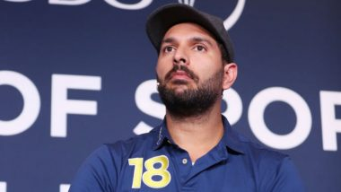 Yuvraj Singh to Play in Pakistan Super League Post Retirement? BCCI Likely to Give Clearance: Report