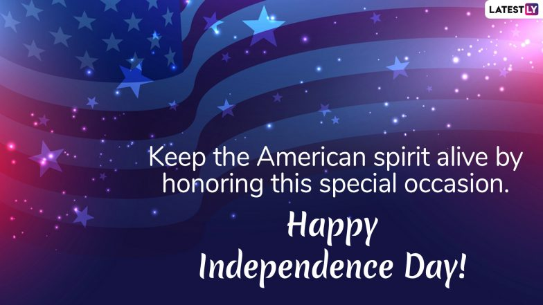 Happy Fourth of July 2019 Greetings: WhatsApp Stickers, GIF ...
