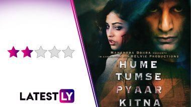Hume Tumse Pyaar Kitna Movie Review: Karanvir Bohra's Darr-Inspired Love Story Is a Soul-less Replica