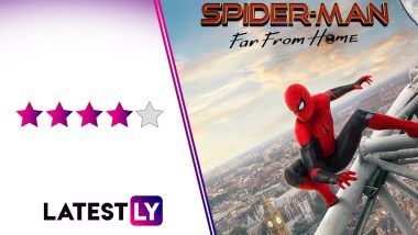 Spider-Man: Far From Home Movie Review: Tom Holland and Jake Gyllenhaal Team Up to Deliver a Thrilling, Surprise-Filled Superhero Rumble