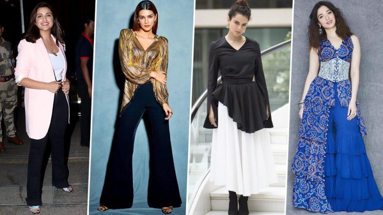 Kangana Ranaut, Kriti Sanon and Parineeti Chopra are the Fashion Culprits of This Week - View Pics