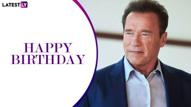 Arnold Schwarzenegger Birthday Special: 10 Killer Catchphrases of the Action Legend That Will Blow You Away!