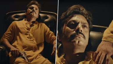 Sacred Games 2 New Promo: Nawazuddin Siddiqui's Ganesh Gaitonde Asks 'Bhagwaan Ko Maante Ho?' But It is the Mysterious Hand That Leaves Us Intrigued (Watch Video)