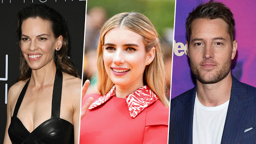Hilary Swank Joins Emma Roberts and Justin Hartley in the Thriller The Hunt