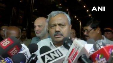 Karnataka Political Crisis: 14 MLAs Taken to Pune From Mumbai, Expected to Reach Goa in Special Flight