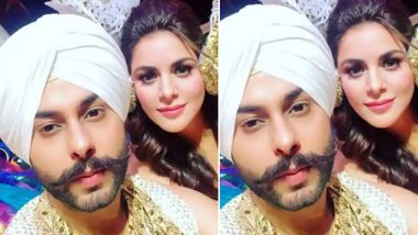 Shraddha Arya and Alam Makkar: From Love Story to Career Details and Profiles of The Couple Participating in Salman Khan's Dance Reality Show