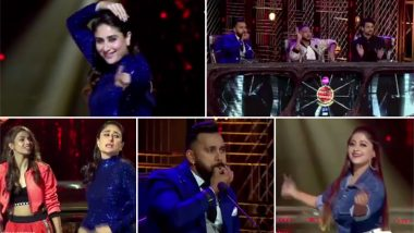 Dance India Dance 7: Kareena Kapoor Khan Grooves to Asoka Song 'Raat Ka Nasha Abhi' and We Can't Take Our Eyes Off Her