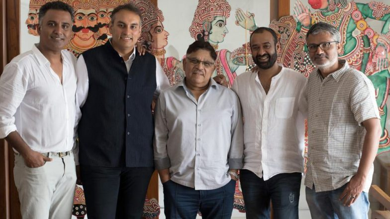 Dangal Director Nitesh Tiwari Teams Up With Mom Fame Ravi Udyawar to Direct Ramayana Trilogy in 3D
