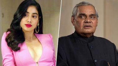 Janhvi Kapoor Begins Shooting for Roohi Afza Near Former PM Atal Bihari Vajpayee's Ancestral Home