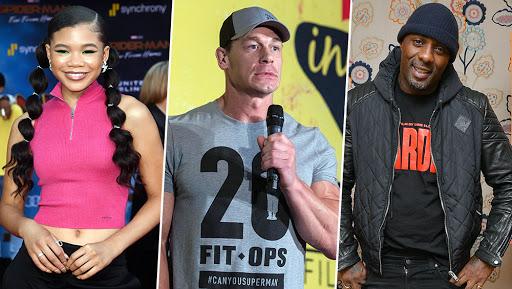 Storm Reid Joins John Cena and Idris Elba for James Gunn's Suicide Squad Sequel