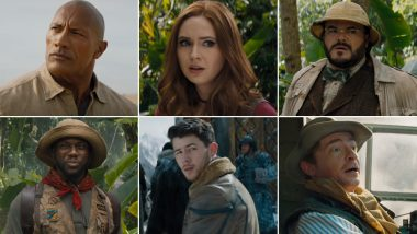 Jumanji: The Next Level Trailer: Dwayne Johnson and Team are Back in the Jungle This Time the Rules of the Game Have Changed (Watch Video)