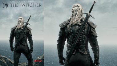 Netflix's the Witcher: The First Poster and Stills From Henry Cavill's Fantasy Series Are Out!