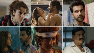 Judgemental Hai Kya Trailer: Kangana Ranaut and Rajkummar Rao Promise a Crazy Ride With a Hint of Mystery (Watch Video)