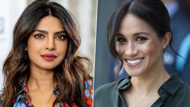 Priyanka Chopra Refers to Meghan Markle by Her Nickname 'Megs' in a Recent Interaction, Suggests All's Well Between the Two Friends