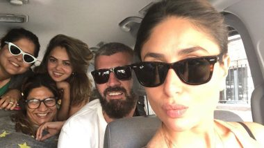 Kareena Kapoor Khan Proves She is the Queen of Perfect Pout Selfies - See Picture!