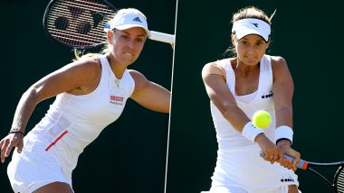 Angelique Kerber vs Lauren Davis: Defending Champion Knocked Out by Unseeded American at Wimbledon 2019