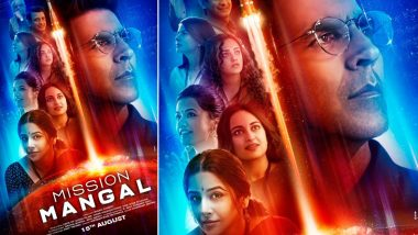 Mission Mangal Box Office Collection Day 8: Akshay Kumar Starrer Has a Solid Extended Week 1, Rakes in Rs 128.16 Crore