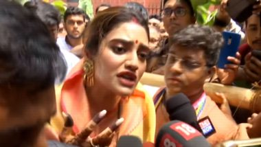 Nusrat Jahan, Admitted To ICU Due to Respiratory Trouble, Discharged After Health Condition Improves