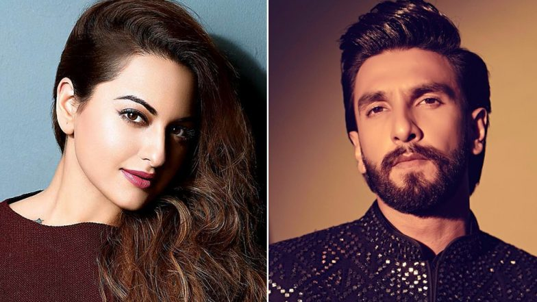 Sonakshi Sinha On Reuniting With Her Lootera Co-Star Ranveer Singh: I Would Love to Work With Him Again