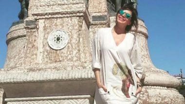 Kirti Kulhari Enjoys Her Vacation in Turkey