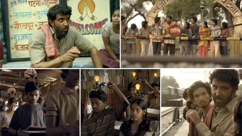 Super 30 Song Question Mark: Hrithik Roshan's Anand Kumar Poses Maths Questions to His Students in a New Fun Way (Watch Video)