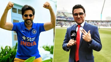 Nakuul Mehta Takes a Dig at Former Cricketer Sanjay Manjrekar for his Rude Comment Against Ravindra Jadeja - Watch Video
