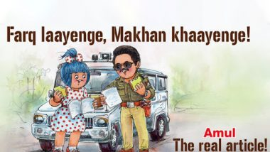 Amul's tribute to Ayushmann Khurrana's Article 15 is Both Adorable and Sensible!