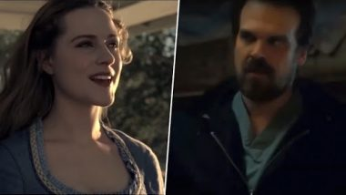 Westworld Fame Evan Rachel Wood Takes a Dig at Stranger Things' Jim Hopper Says 'Never Date a Guy Like Him'
