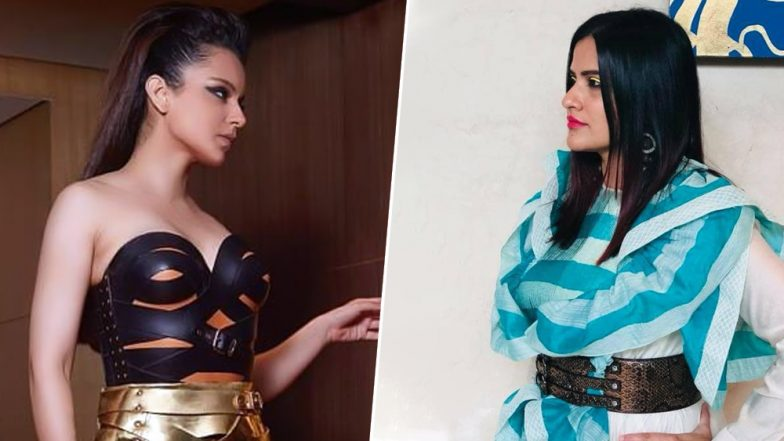 Kangana Ranaut Controversy: Sona Mohapatra Accuses the Actress of Becoming a Monster that She Once Fought