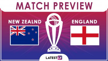 New Zealand vs England, ICC CWC 2019 Final Match Preview: Winner Takes All As Favourites English Side Face In-Form Black Caps